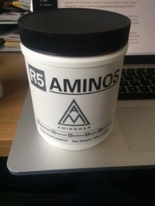 Amino Man, Matt Lovell, LIW