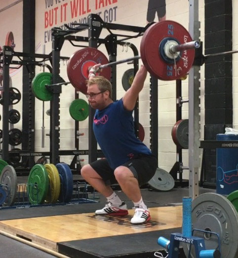 strength training programme