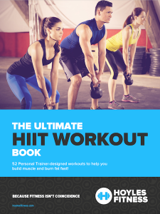 The Ultimate HIIT Workout Book, the ultimate hiit workout guide, weekends making you fat