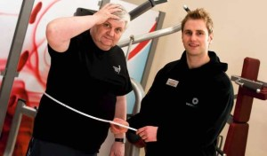 Health Advice for the Over 50's, Personal Training Stockport, Dave Goddard, Steve Hoyles, How to exercise for the over 50's