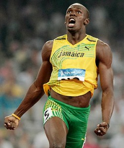 skeletal muscle fibre types, www.hoylesfitness.com, Usain Bolt, Power, Sprinting, fat twitch muscle fibres