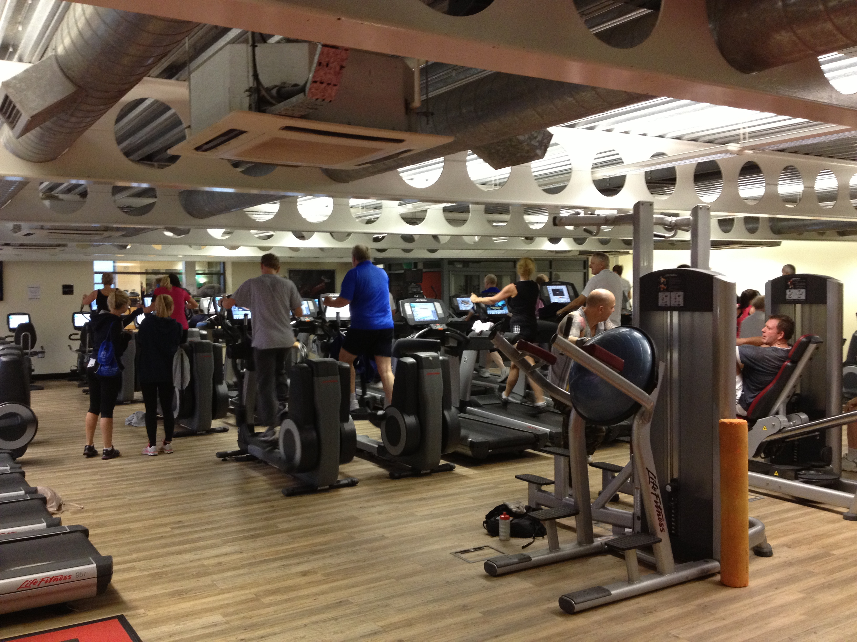 Life Leisure Hazel Grove, Stockport Gym, Personal Trainer Stockport