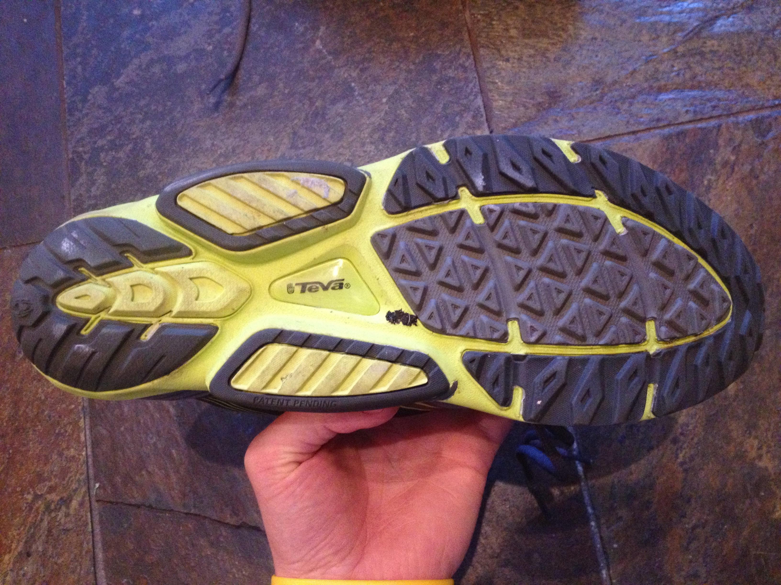 TevaSphere, Running Shoe, Pod Arch Support, TevaSphere Speed