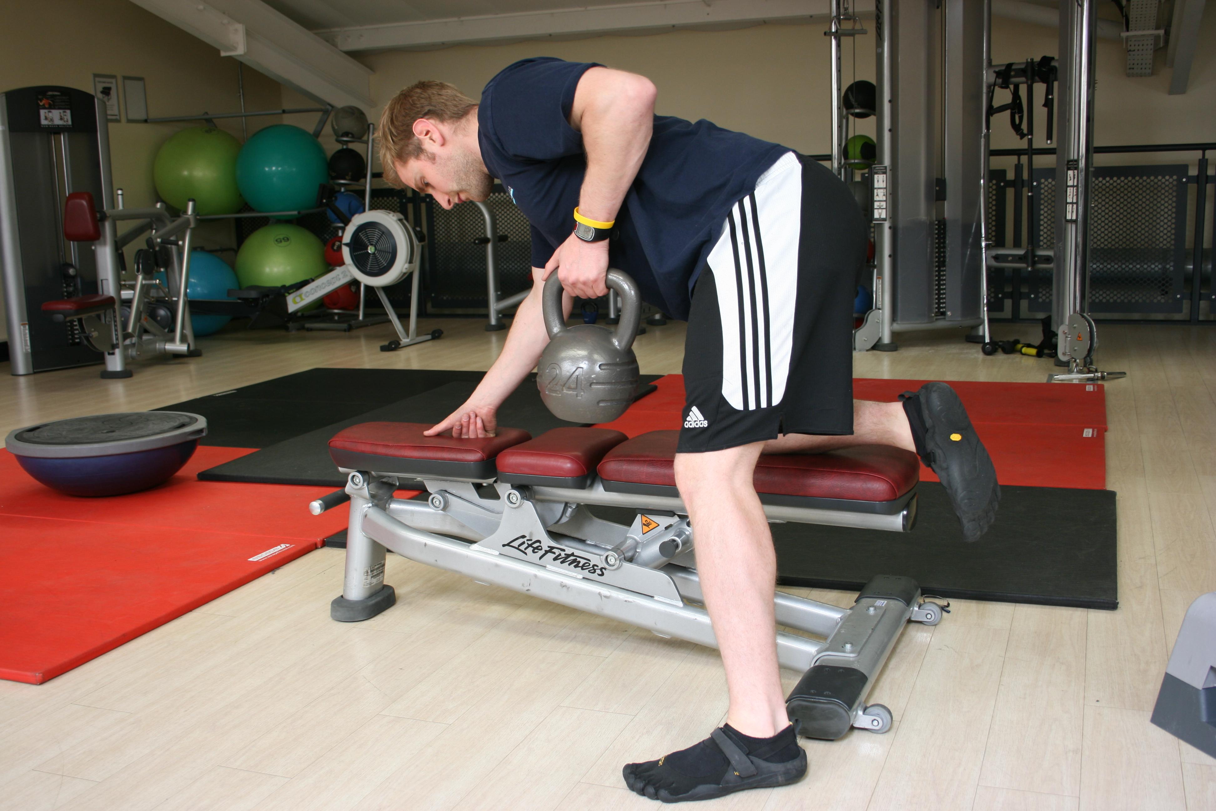 Single Arm Row, uni-lateral exercise, Uni-Lateral Training