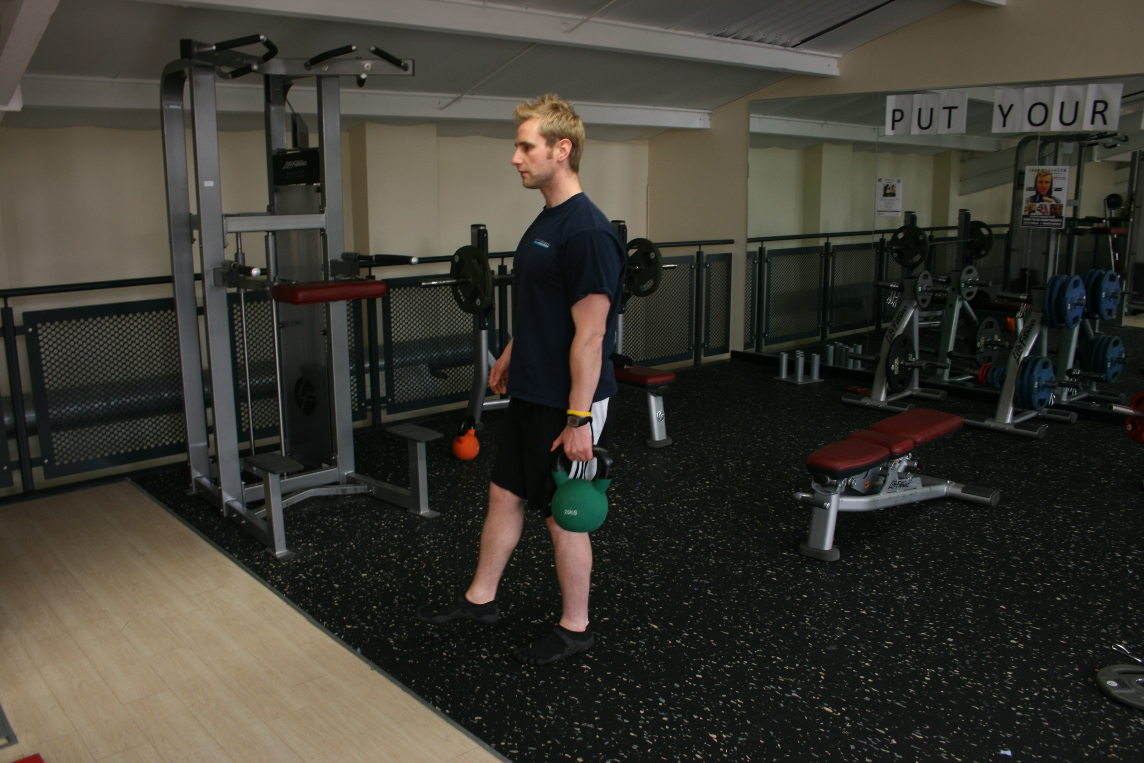 Single Leg Deadlift, Uni-lateral exercise, Uni-Lateral Training