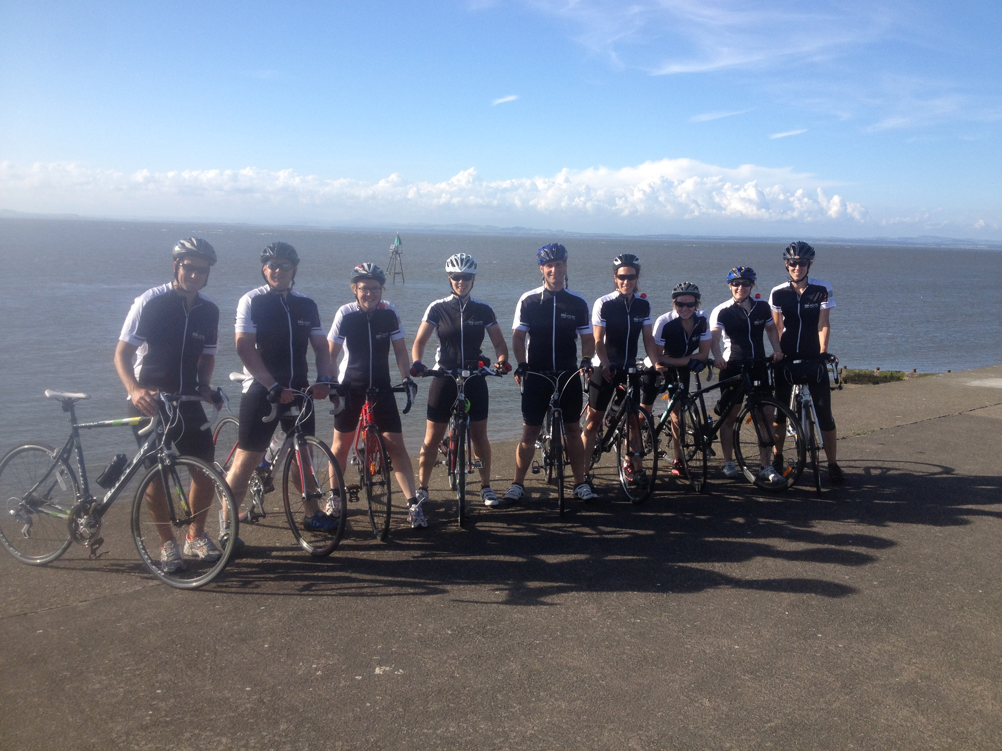managing your physical resource, charity, cycling, endurance cycling, coast to coast