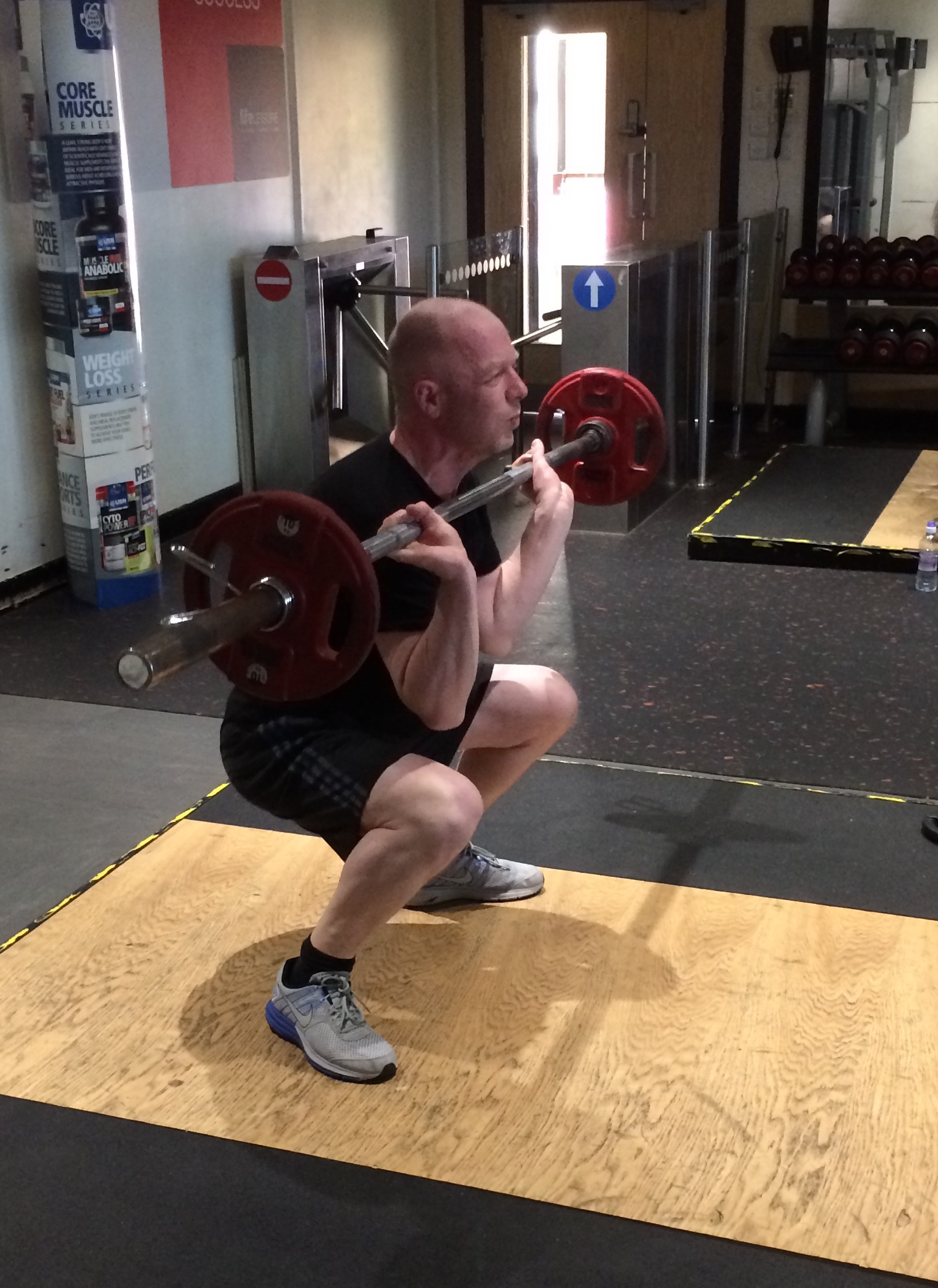 exercises to improve your training programme