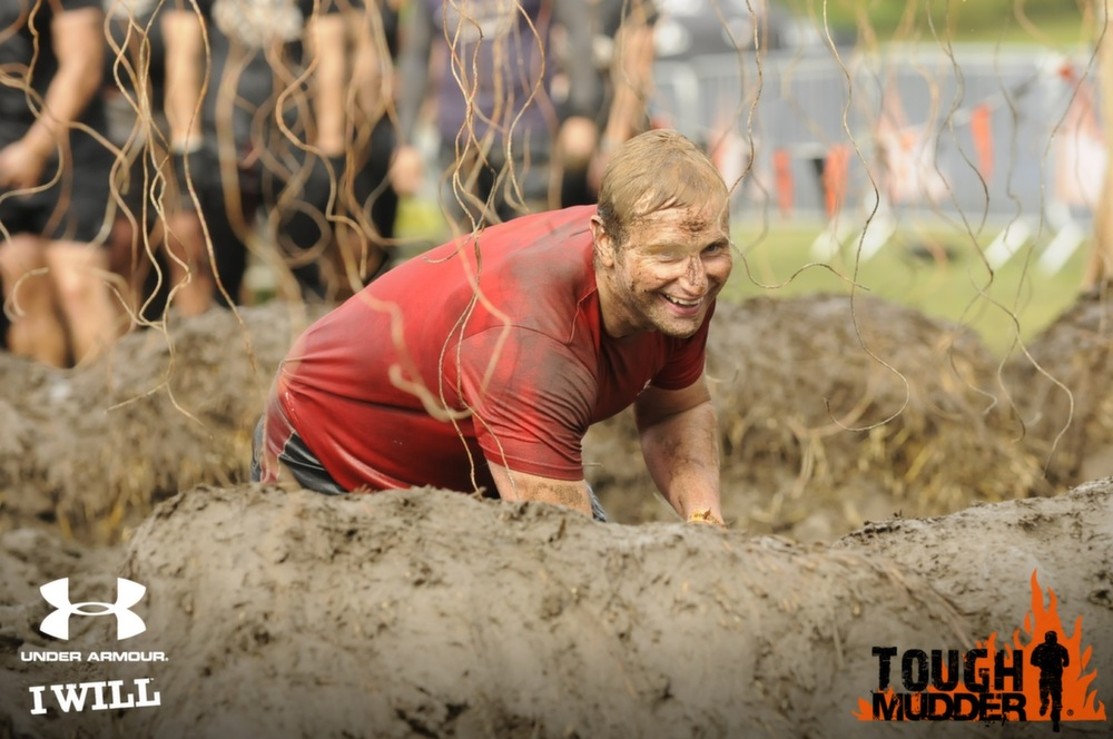 tough mudder, are your weekends making you fat
