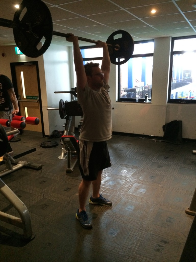 barbell strength complexes