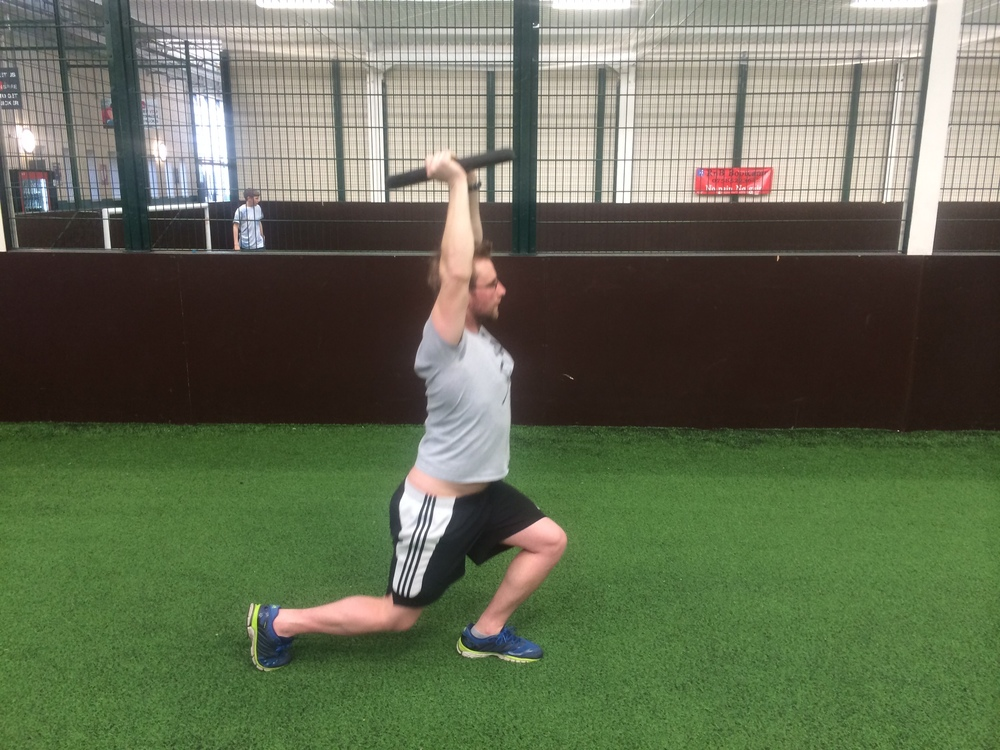 HIIT Conditioning Workout
