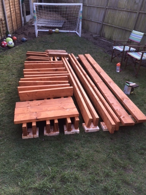 raised bed project