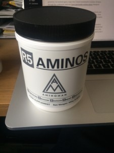 Amino Man, Matt Lovell, LIW