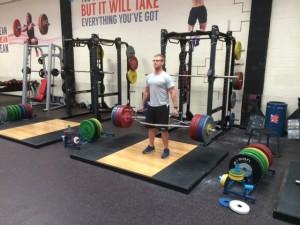 Trap Bar Deadlift, training momentum
