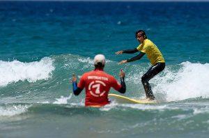 learn-to-surf-holiday-fuerteventura, Fuerteventura Health Retreat