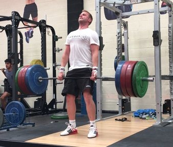 avoid injury whilst strength training, general physical preparedness