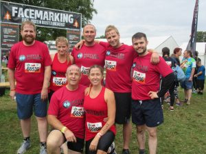Hoyles Fitness, train for tough mudder