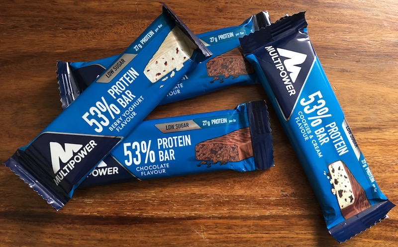 Multipower 53% Protein Bar Review