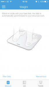 iHealth Core Smart Scales Review - Hoyles Fitness - Personal
