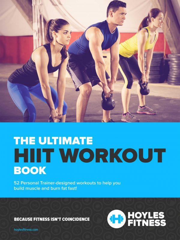 muscle building HIIT workout
