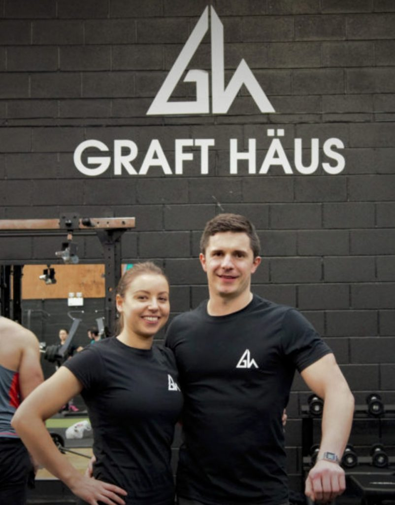 Tony Barnes Graft Haus Gym Owner