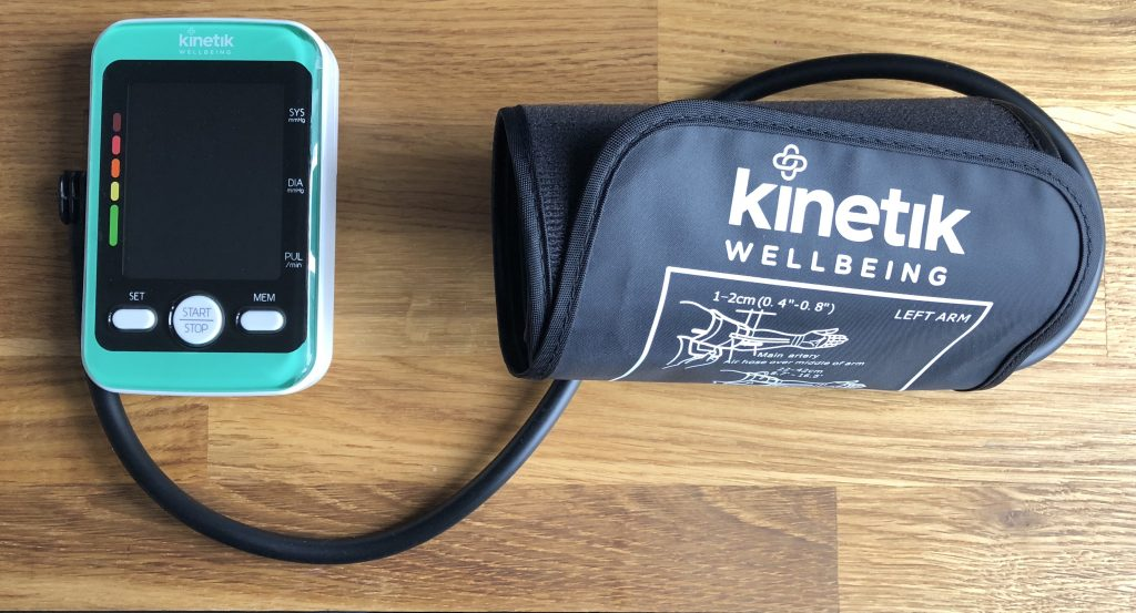 Kinetic Advanced Blood Pressure Monitor X2