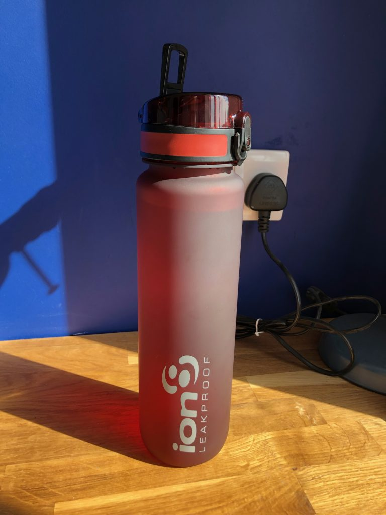 Ion8 Leakproof Water Bottle Review