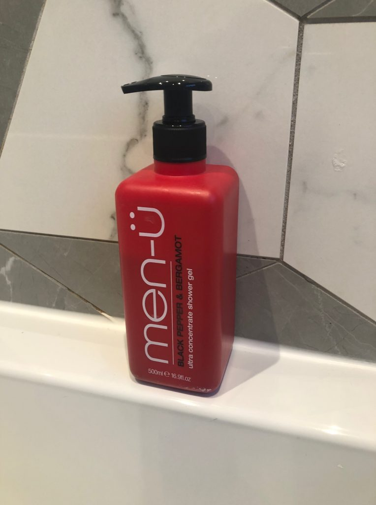 Men-U Shower Gel Review