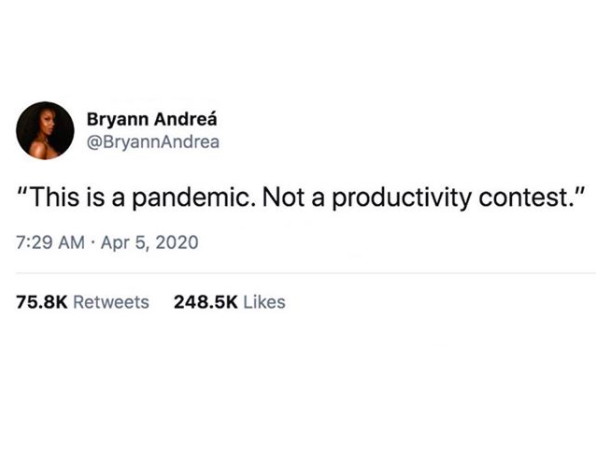 productivity contest