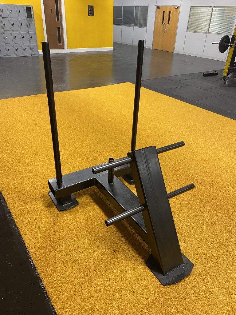 prowler workout